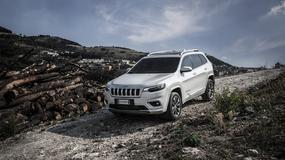 Jeep Cherokee - nowa twarz Indianina