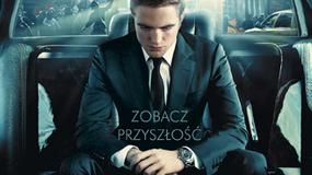 Mroczny Pattinson na plakacie