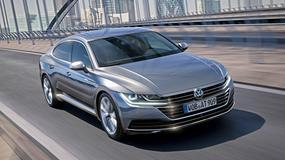 Volkswagen Arteon – podstawowe dane techniczne