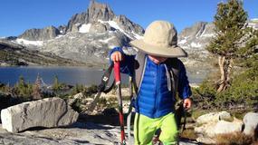 Pasja przekazywana w genach. Dwulatek przemierzył w górach prawie 500 kilometrów