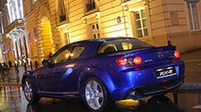 Mazda RX-8 Revolution - Wysokoobrotowy sportowiec