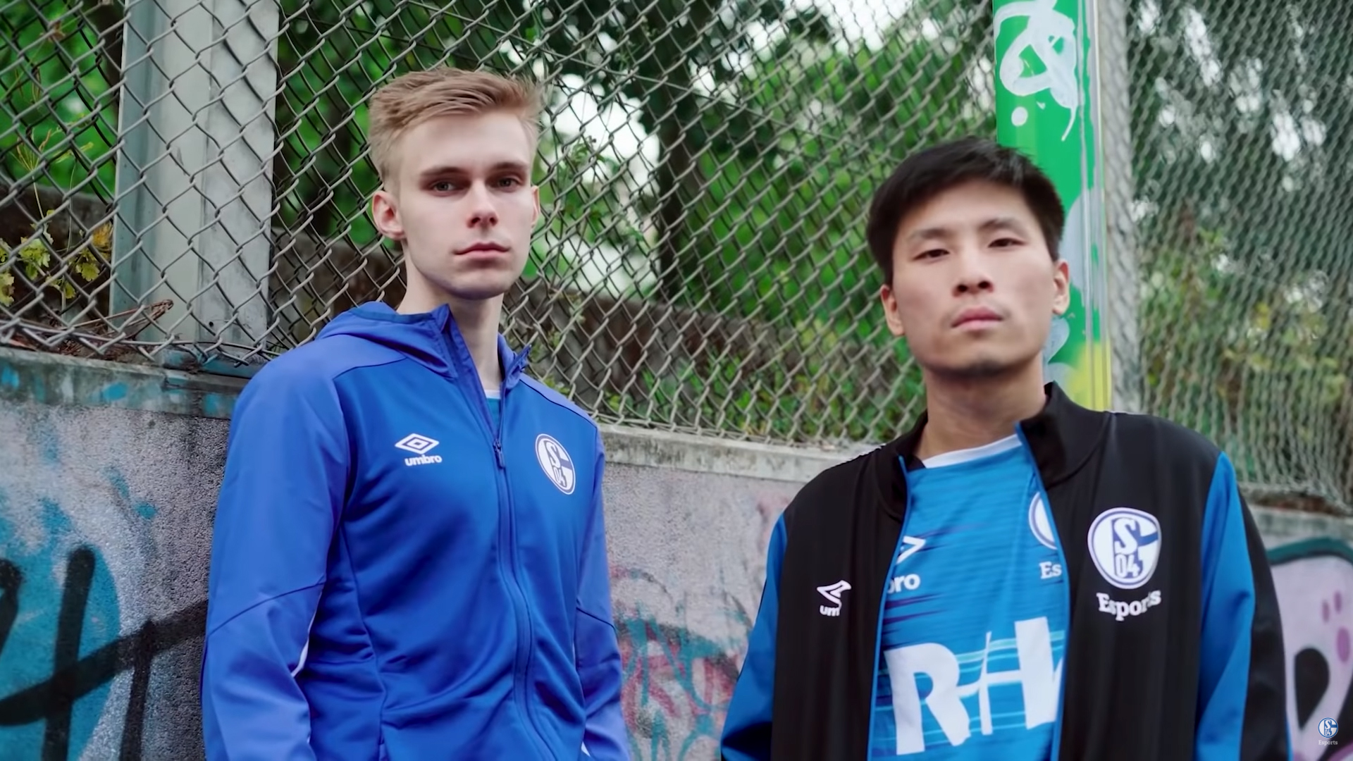Neon debutuje v prvom tíme Schalke 04 Esports