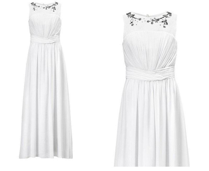 Suknia ślubna od H&M
