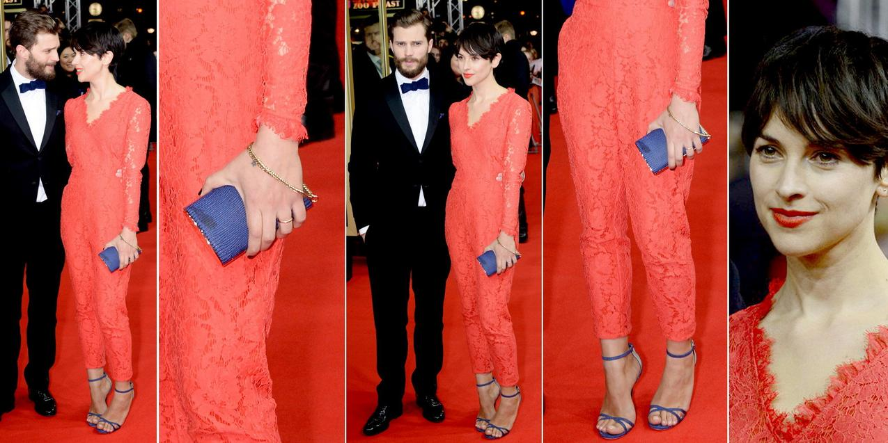924696b8bcc675 Best Look: Amelia Warner w Temperley London - Vumag