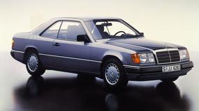 Mercedes serii 124 coupe dobija do trzydziestki