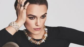 Keira Knightley w kampanii biżuterii Chanel