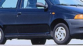 Fiat Punto I - Bez wyraźnej kropki nad i