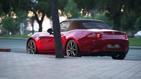 Mazda MX-5 - zmiany w technice roadstera