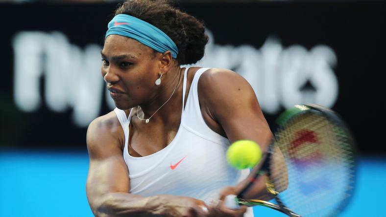 Serena érthetően inkább az Australian Openre koncentrál /Fotó: AFP