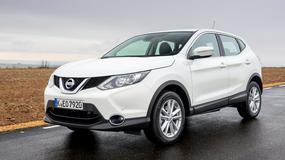 Zwiększenie produkcji Nissana Qashqaia
