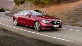 Mercedes Klasy E coupe – Robi duże wrażenie!