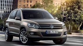 Volkswagen Tiguan: firmowa kosmetyka dodała mu uroku