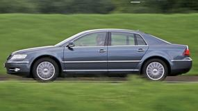 Volkswagen Phaeton - niezłe auto, ale czegoś zabrakło