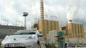 Auto na prąd: Leafem w Elektrowni Kozienice
