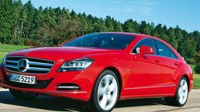 Mercedes CLS: czyli ekstraklasa