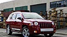 Jeep Compass 2.4 - Miejski kowboj