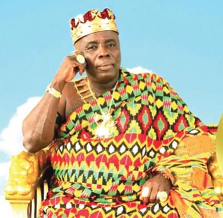 Okyenhene, Osagyefuo Amoatia Ofori Panin to host Nana Addo | Pulse Ghana