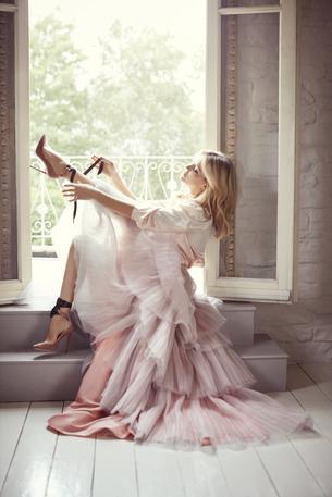 Pantofelki współczesnej księżniczki