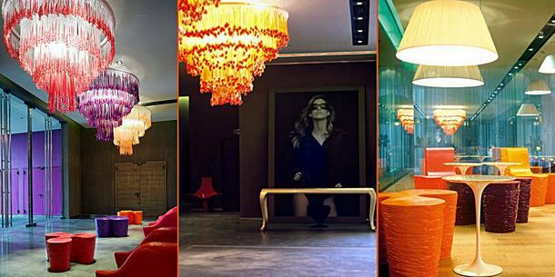Hotel Nhow - Mediolan