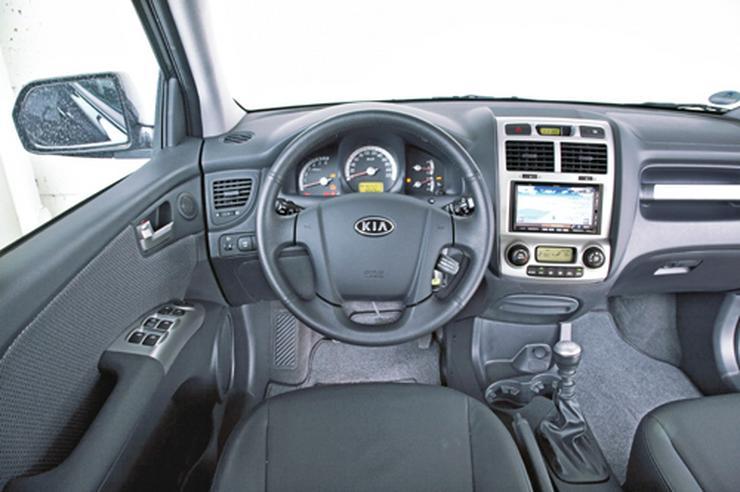 Ford Kuga kontra Honda CR-V, Kia Sportage, Toyota RAV4 i VW Tiguan
