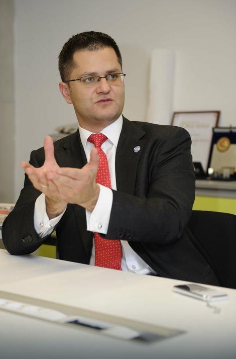 Nije vreme za samopromociju: Vuk Jeremić