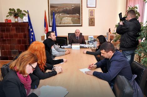 Predsednik opštine Miroljub Paunović odbacuje optužbe