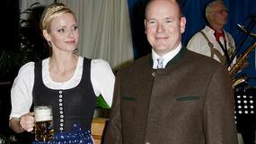 "Książę Albert i księżna Charlene na ""Oktoberfest"""