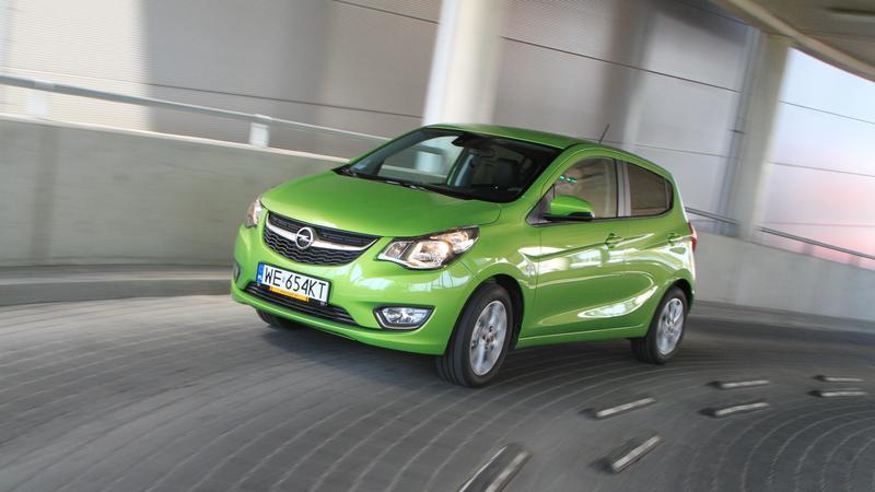 Opel Karl 1.0 - francuski niemiec | TEST