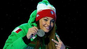 Piękna biathlonistka Dorothea Wierer zachwyciła kibiców