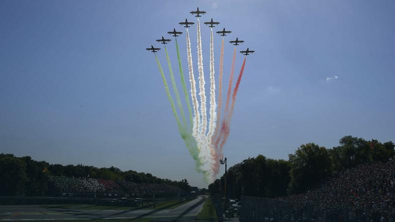 Grand Prix Włoch na torze Monza