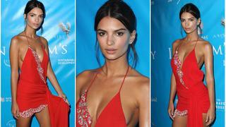 Best Look: Emily Ratajkowski w sukience Alexandre Vauthier