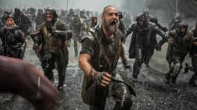 """""""Noe: Wybrany przez Boga"""": brytyjski pokaz odwołany z powodu powodzi"""