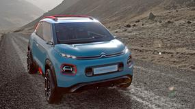 Genewa 2017: Citroën C-Aircross Concept – wizja kompaktowego SUV-a