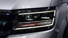 Volkswagen Crafter - nowy model z polskiej fabryki