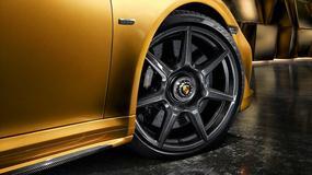 Ultralekkie karbonowe felgi od Porsche