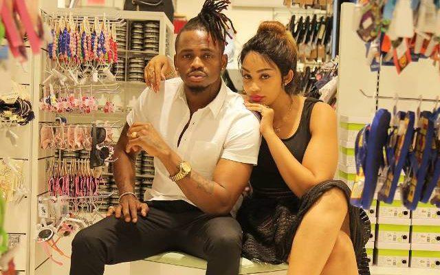 Diamond Platnumz' baby mama denies cheating on him with Peter Okoye [BuzzCentral]