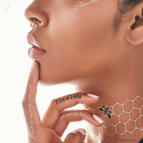 Beyonce została dyrektor kreatywną Flash Tattoo