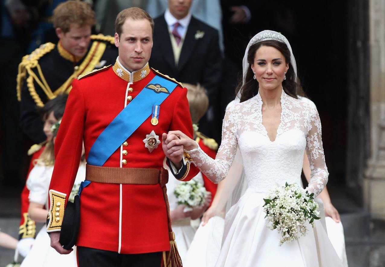 Suknia księżnej Kate