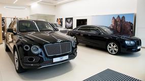 Bentley: nowy salon w Katowicach