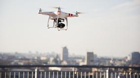 Czy dron może doprowadzić do katastrofy lotniczej?