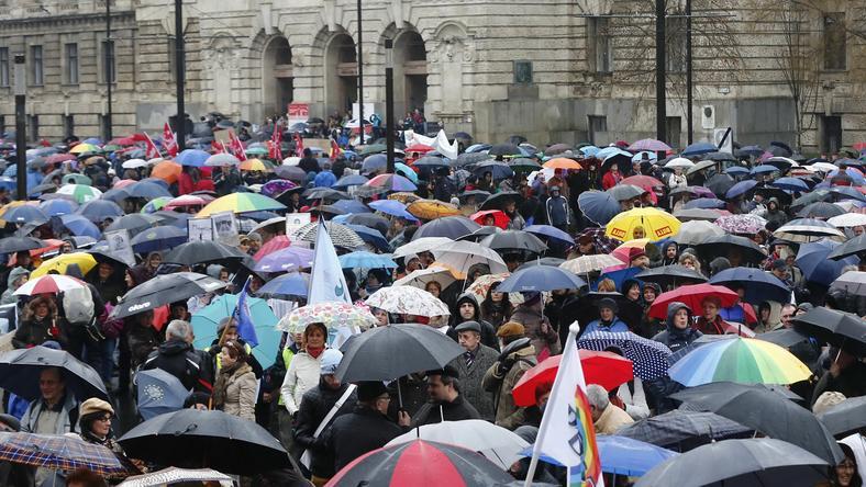 Esős, csapadékos idő lesz ma / Fotó: RAS-archívum