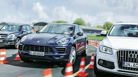 Czy Porsche Macan pokona Audi Q5 i Mercedesa GLK?