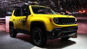 Jeep Renegade Trailhawk (Genewa 2016)
