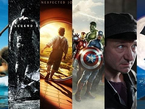 Najbardziej oczekiwane filmy 2012 roku - Film