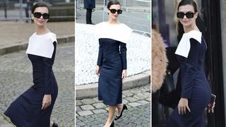 Best Look: Emily Ratajkowski w sukience Miu Miu