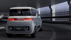 Nissan Teatro For Dayz - pojazd multimedialny