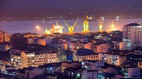 Birma: pierwsze publiczne odliczanie i pokaz fajerwerków