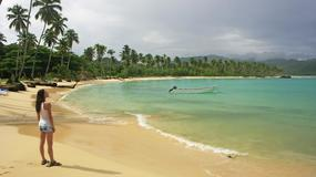 Dominikana - Samana jedną z najpiękniejszych zatok na świecie