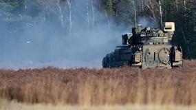 Ćwiczenia polskich i amerykańskich wojsk pancernych