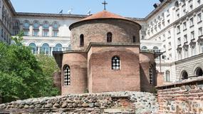 Serdika - ruiny rzymskiego miasta w Sofii otwarte dla turystów